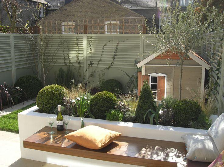 Modern Small Garden Design And Idea