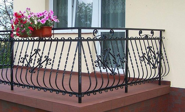 New Balcony Railing