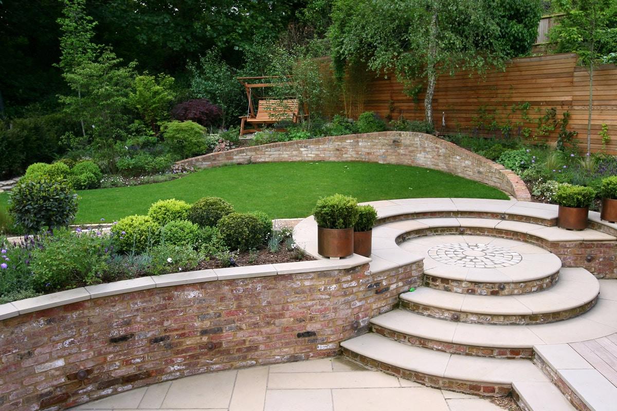 New Garden Design Idea