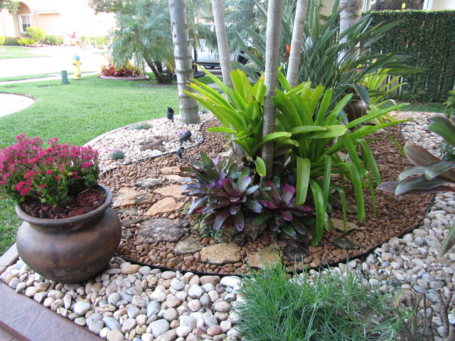 New Garden Landscaping Idea