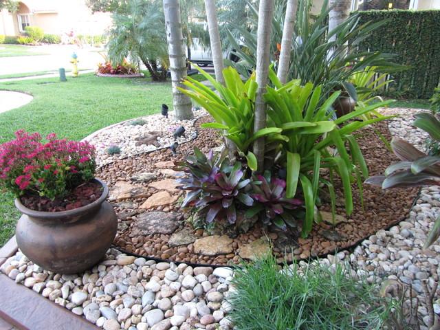 New Garden Landscaping Idea