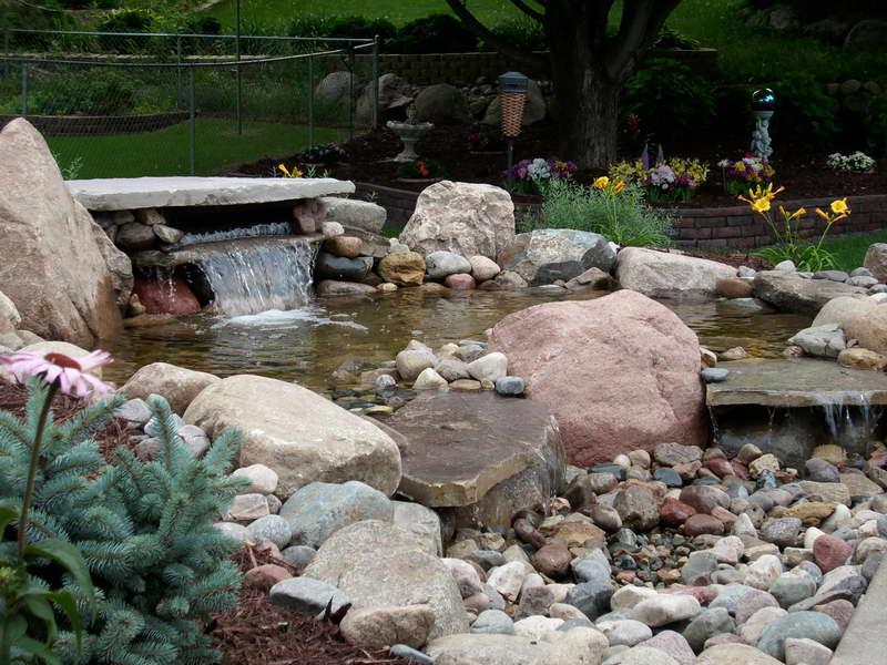 New Landscaping Rock Idea
