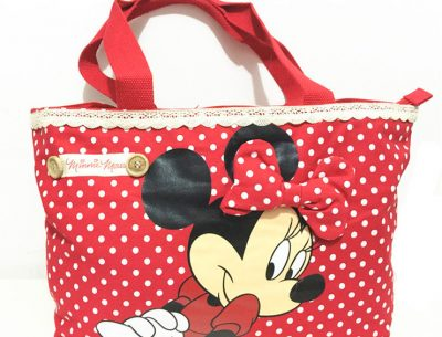 New Minnie Mouse Bag Design