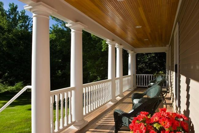 New Porch Idea