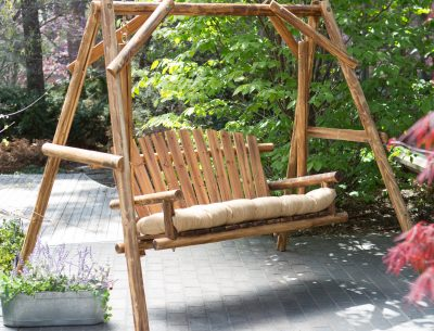 New Porch Swing