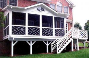 New Screen Porch Idea