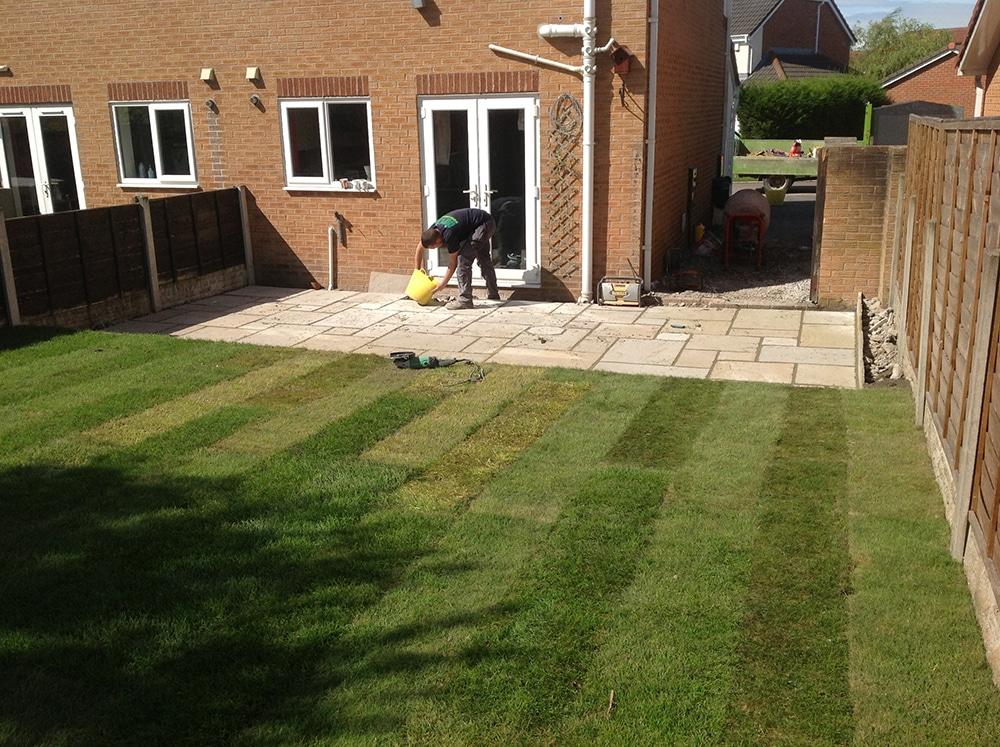 New Simple Garden Design