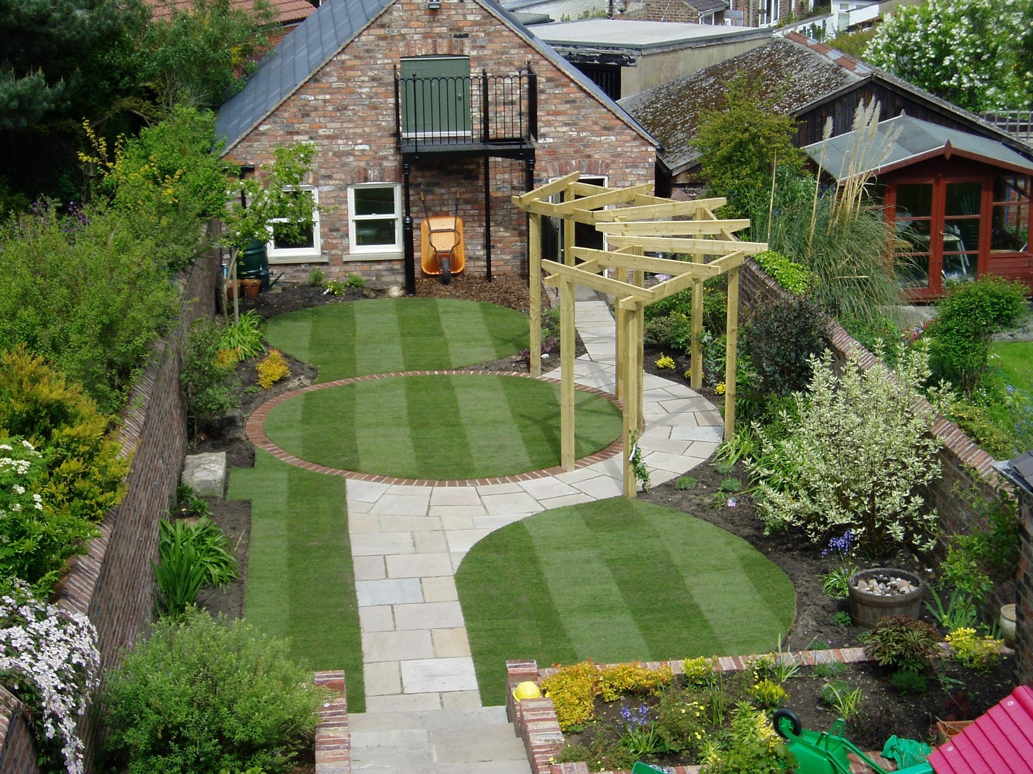 Online Garden Design Idea