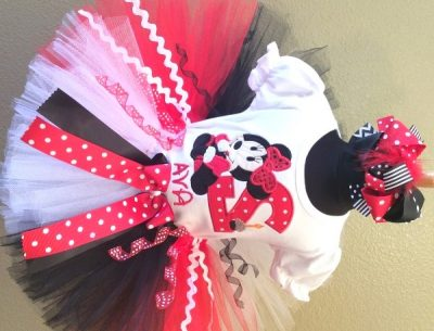 Online Minnie Mouse Birthday Dress