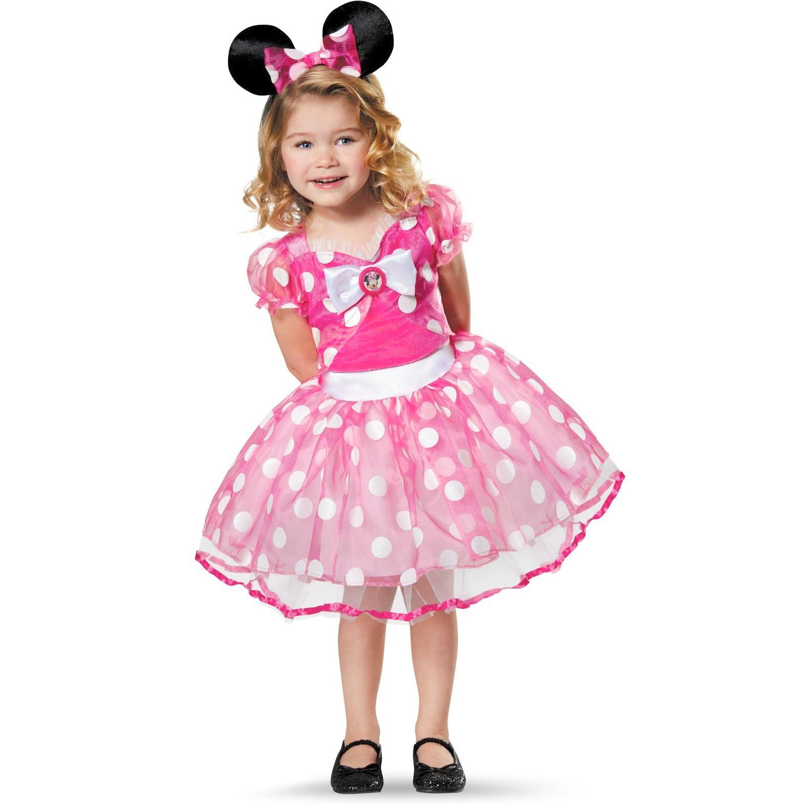 Online Minnie Mouse Outfits for Toddlers