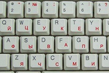 Russian Desktop Keyboard