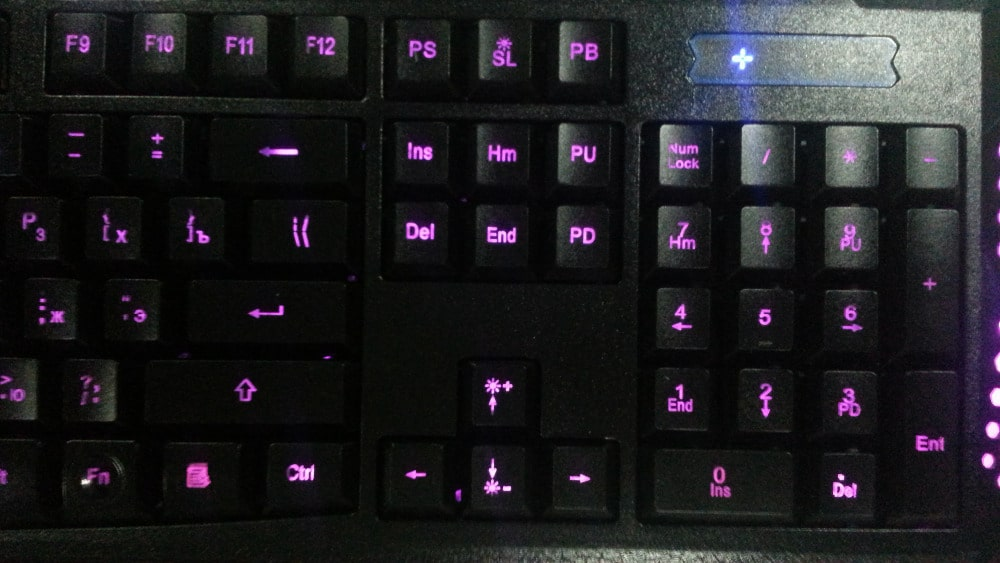 Russian Keyboard Design