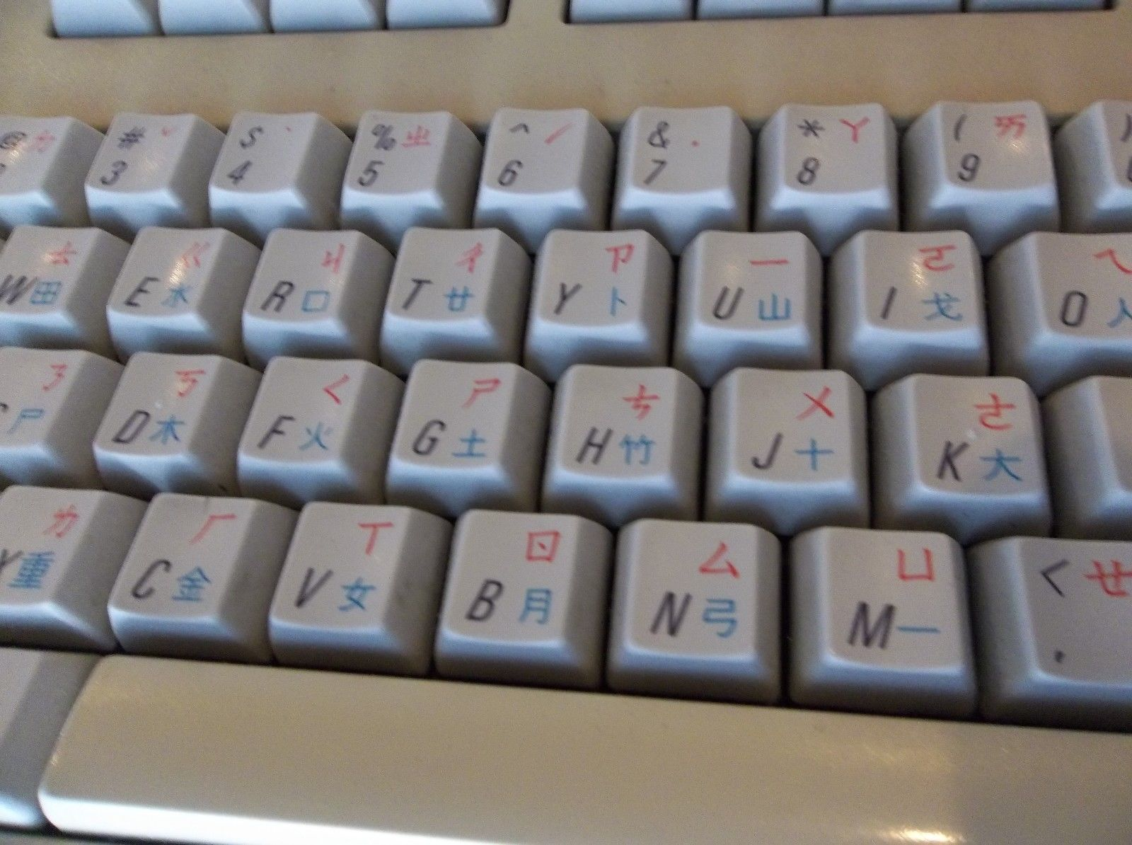 Russian Keyboard Symbol