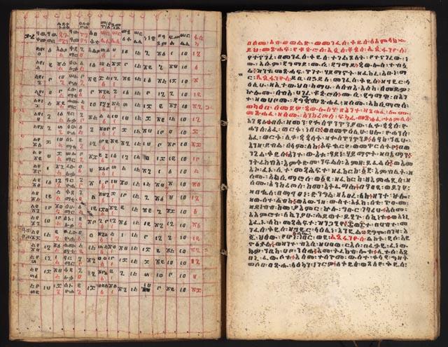 Save Amharic Book Image