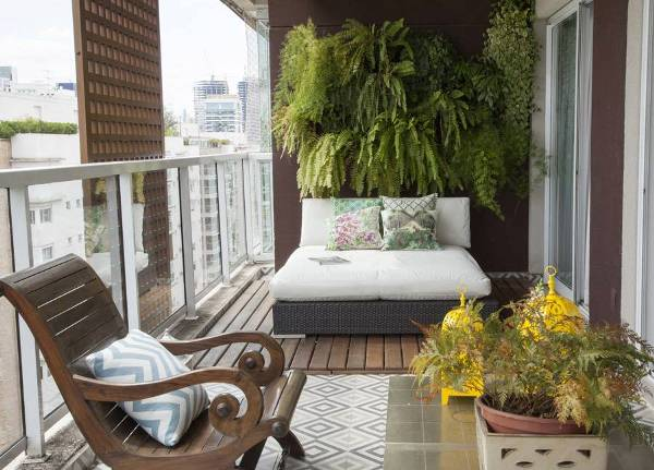 Save Balcony Idea