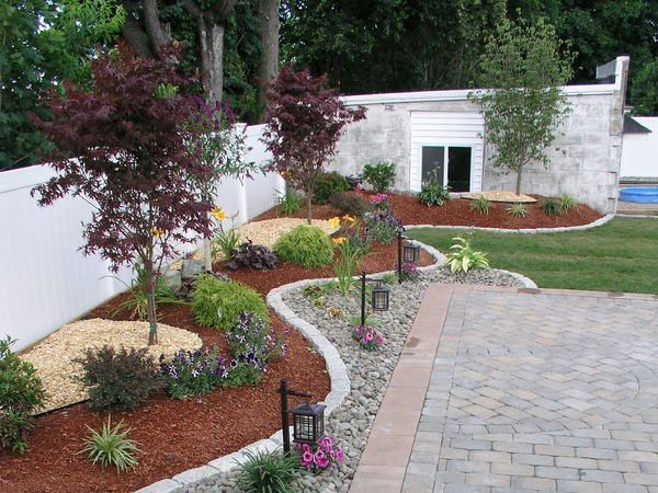 Save Front Yard Landscaping Idea