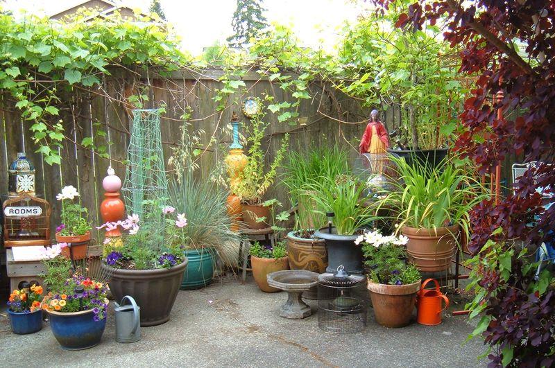 Save Garden Idea
