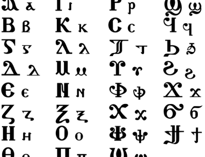 Save Geez Alphabet Chart