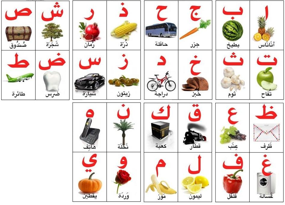 Save Kids Arabic Alphabet