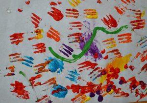 Save Kids Art Activity
