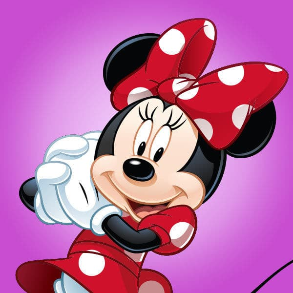 Save Minie Mouse Image