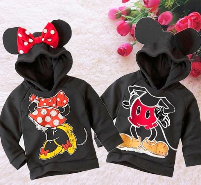 Save Minnie Mouse Sweater Design