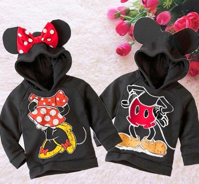 Save Minnie Mouse Sweater Design