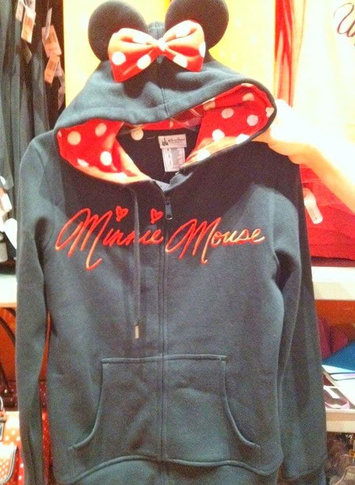 Save Minnie Mouse Sweater Image