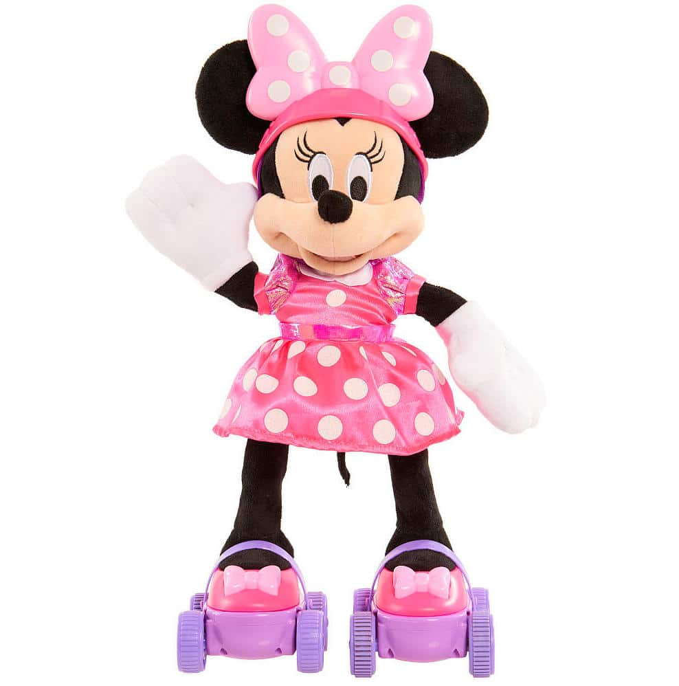 Minnie Mouse Toy Design