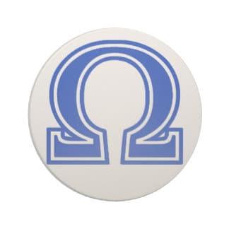 Save Omega Greek Letter