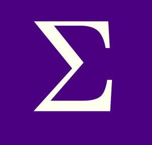 Sigma Greek Letter Image