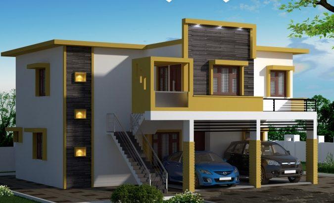 Simple Dream House Image