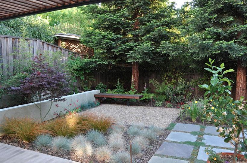 Simple Landscaping Idea