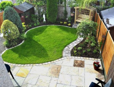 Small Garden DesignAnd Idea