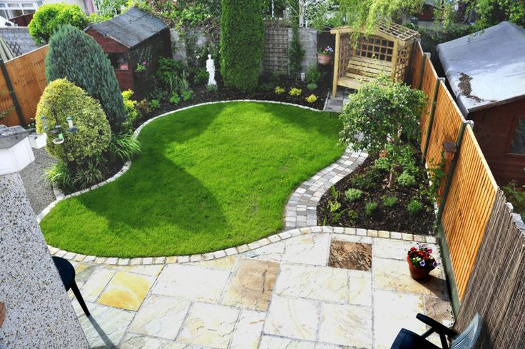 Small Garden Design And Ideas Quote Images Hd Free