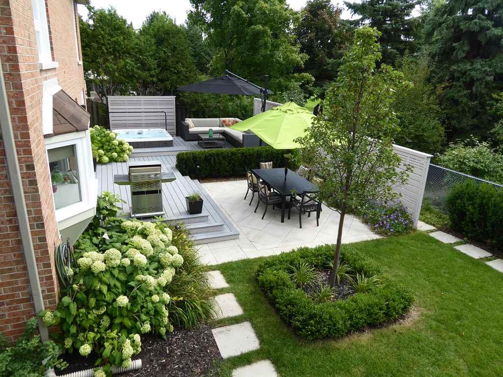 Unique Backyard Landscaping