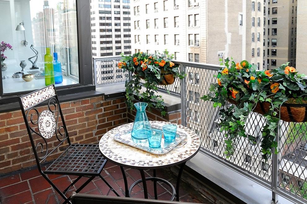 Unique Balcony Design