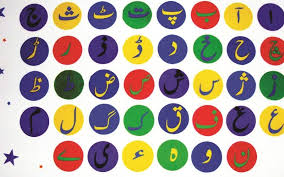 Urdu Alphabet Format