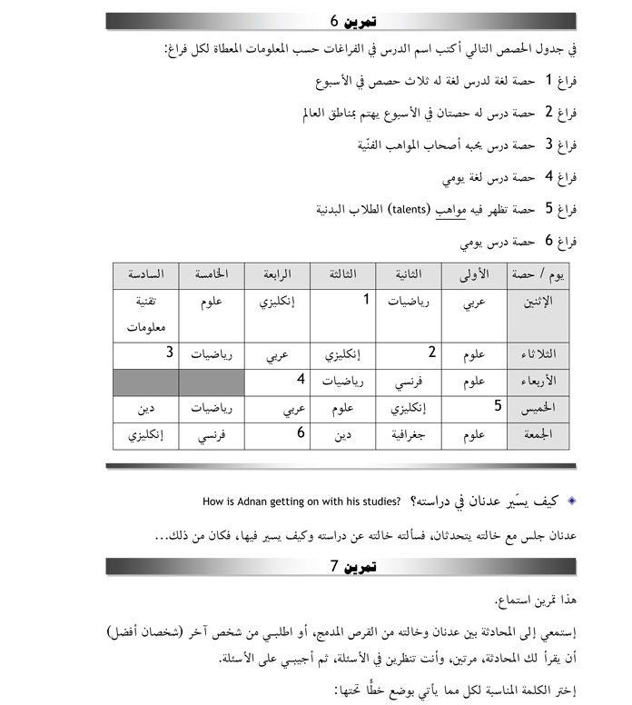 Write Arabic Font