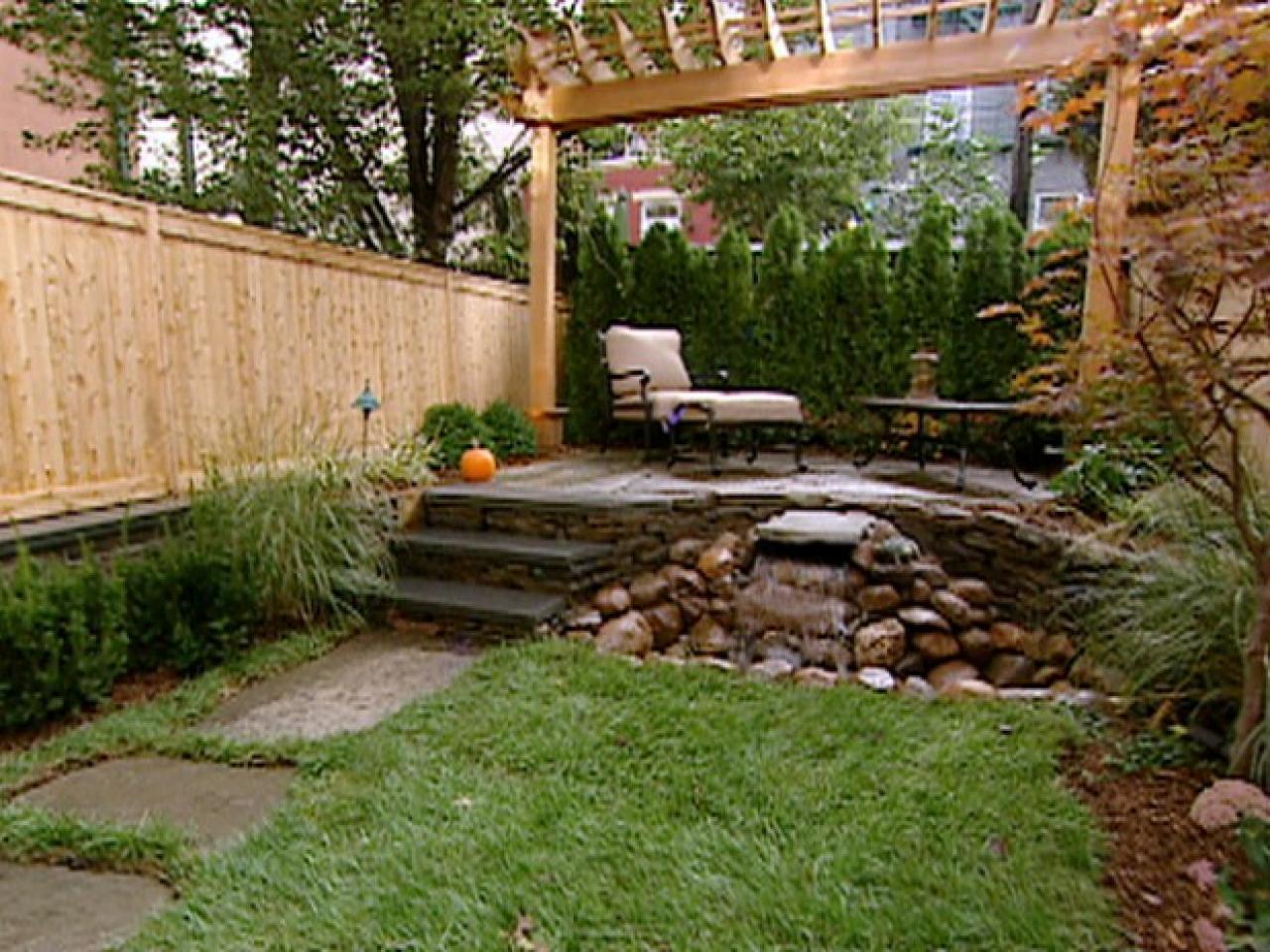 Yard Design Image