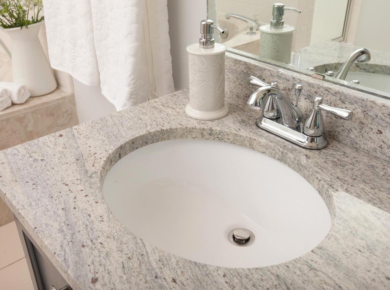 bathroom sink image