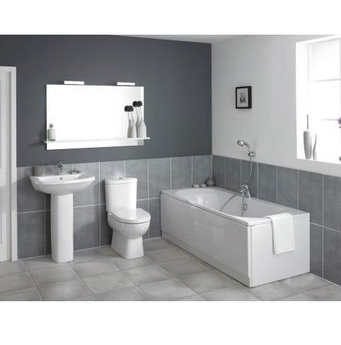 bathroom suit layout