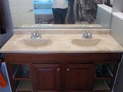 bathroom vanities with top