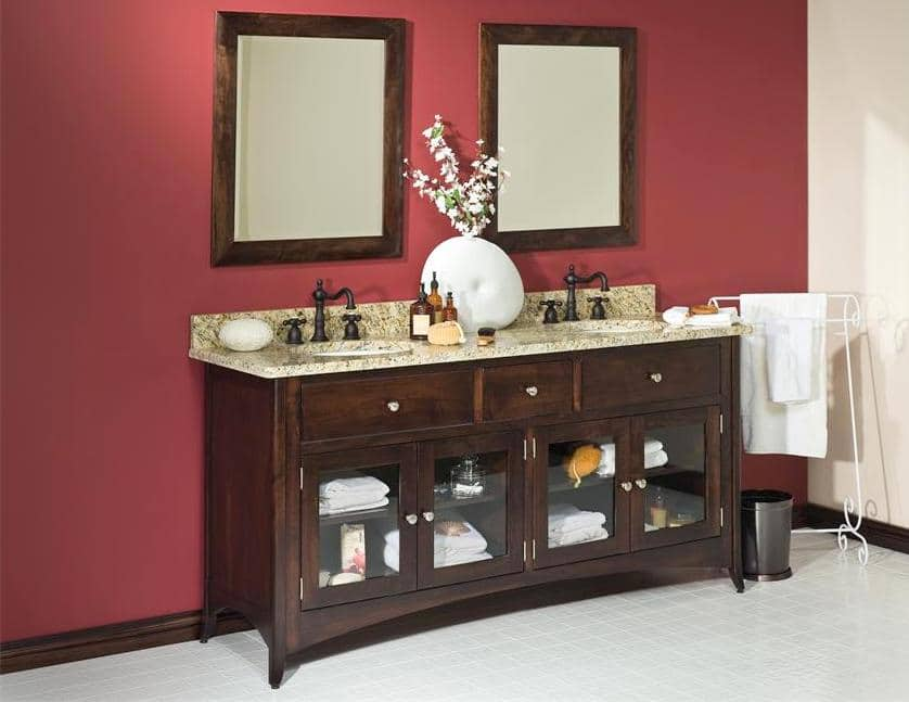 bathroom vanity cabinet