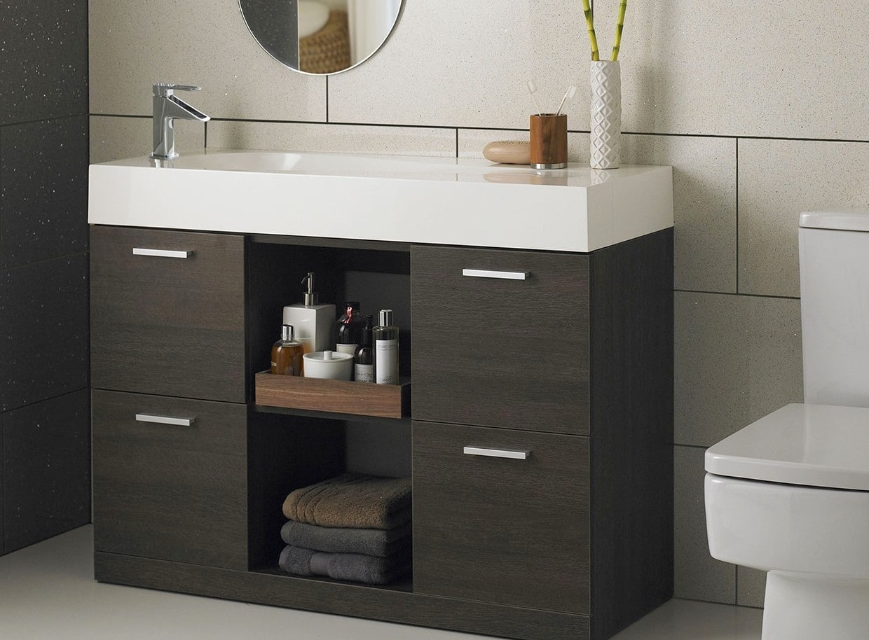 bathroom vanity unit