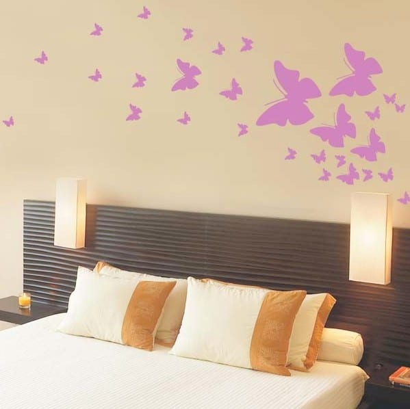 Download Butterfly Wall Decor Idea