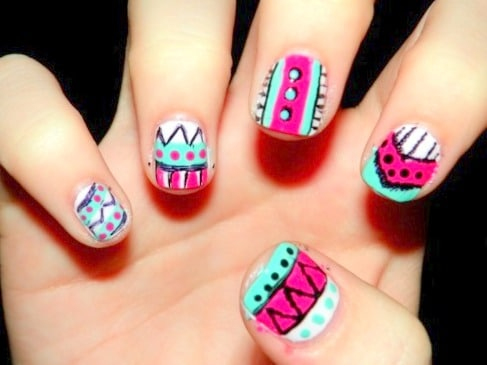 Cool Nail Design Wallpaper