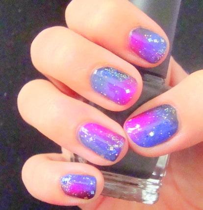 Amazing cool nail Design Layout