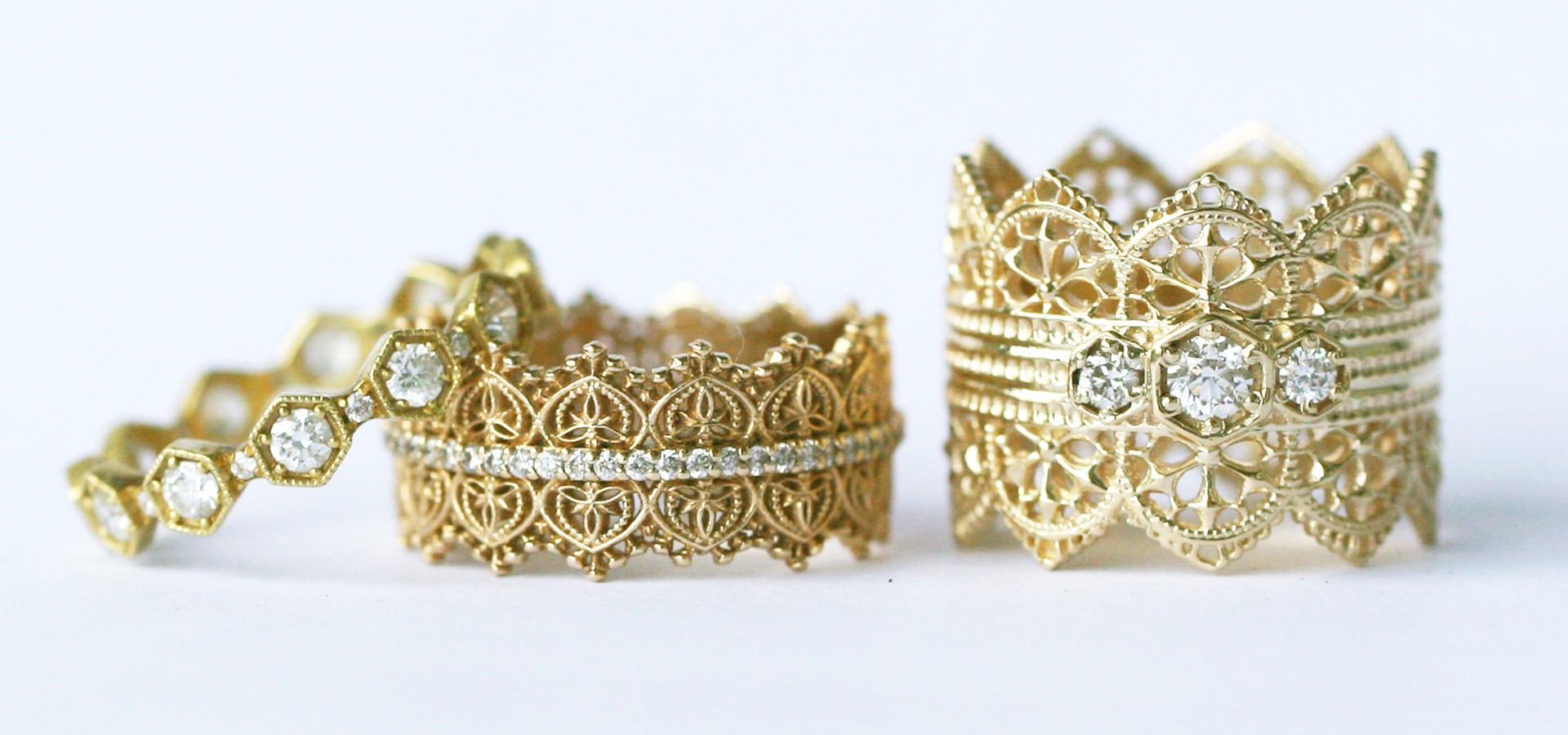 Diamond jewelry image