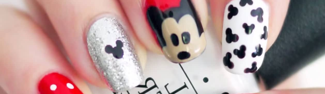 Best Easy Nail Art Layout